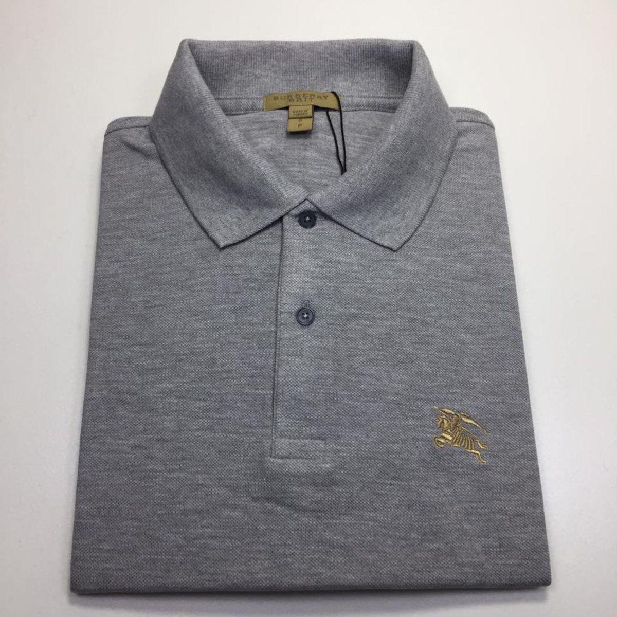60def0edcc Camiseta Polo Burberry