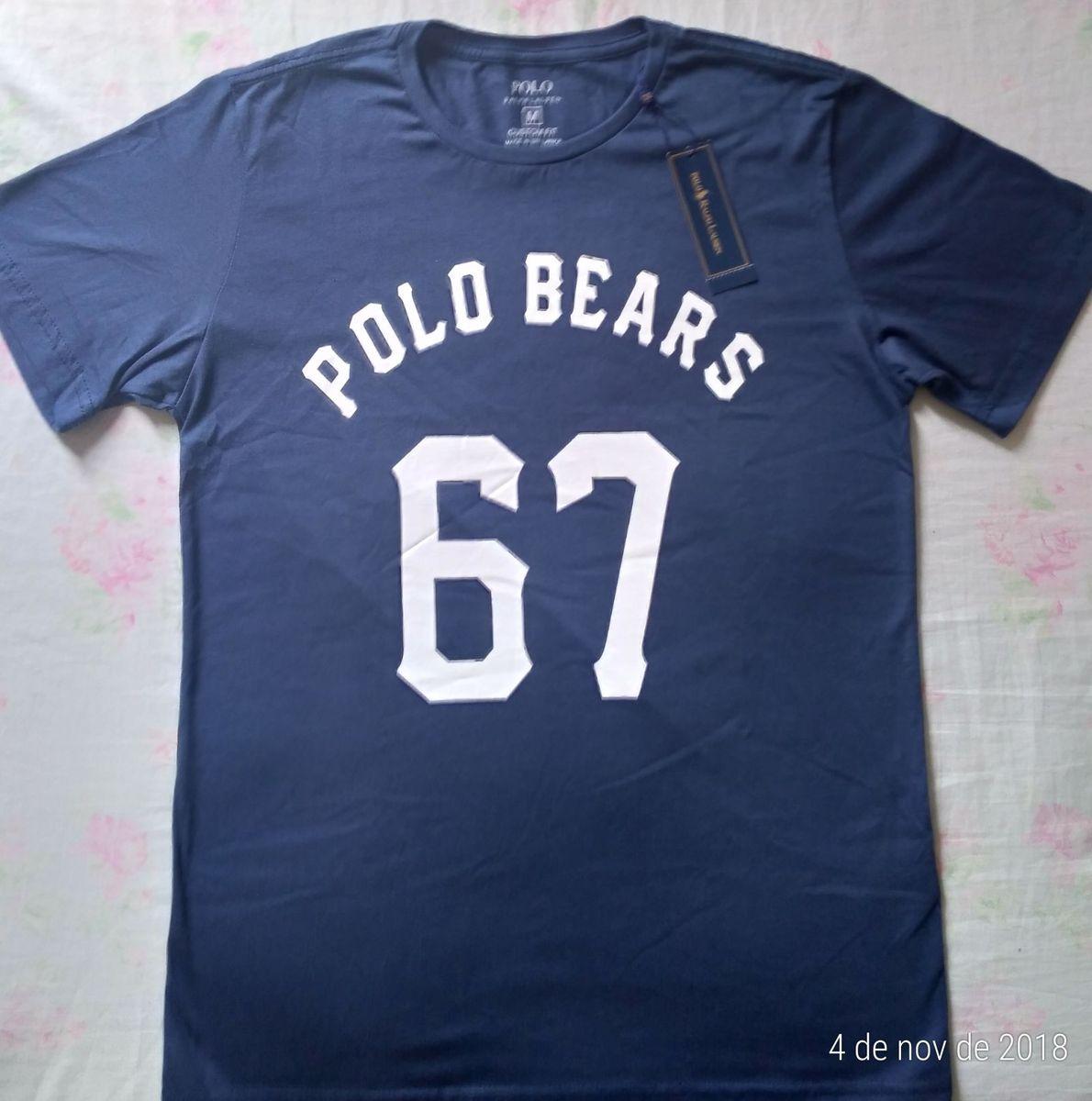 camiseta polo ralph lauren original importada - tamanho m - camisetas polo  ralph lauren 45e3d5ea92a