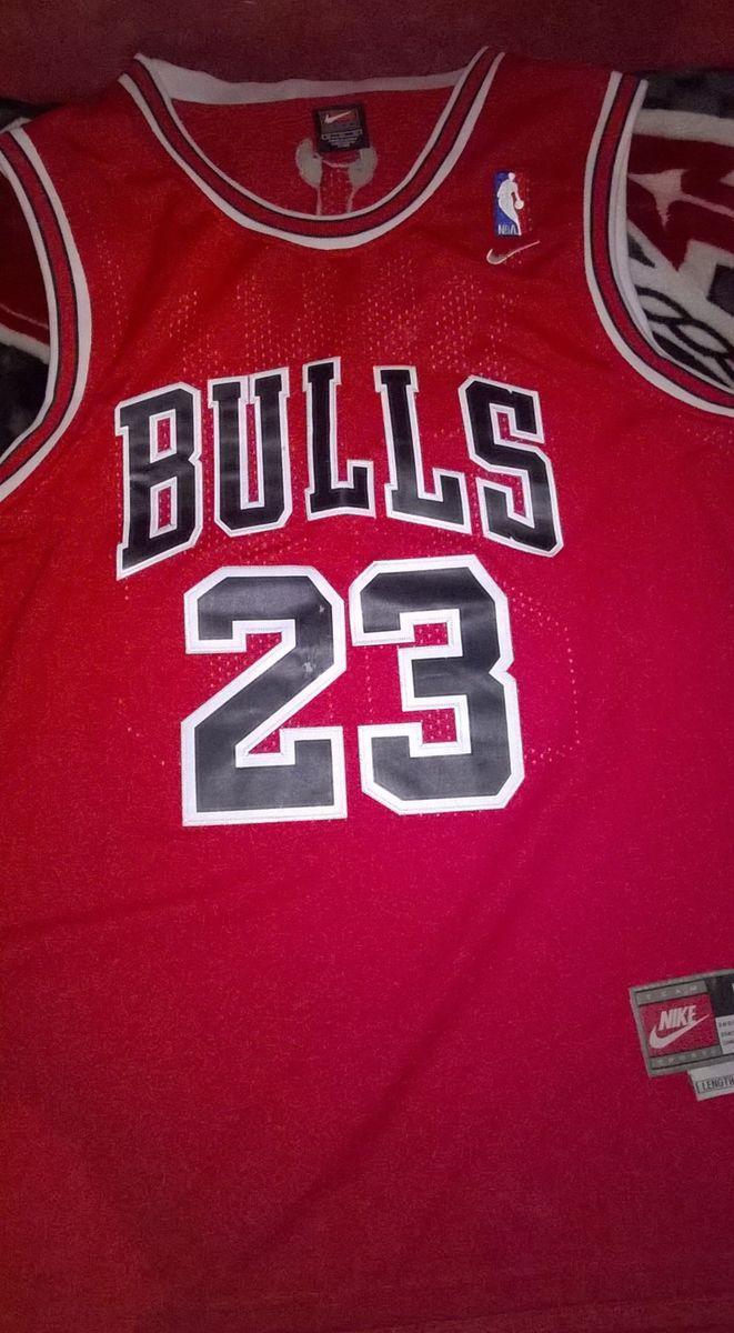 camiseta regata michael jordan chicago bulls - camisetas nike d332cb0ce74