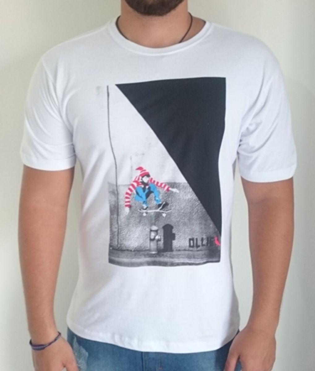 684d65cfb5 camiseta reserva onde está wally  79 - camisetas reserva