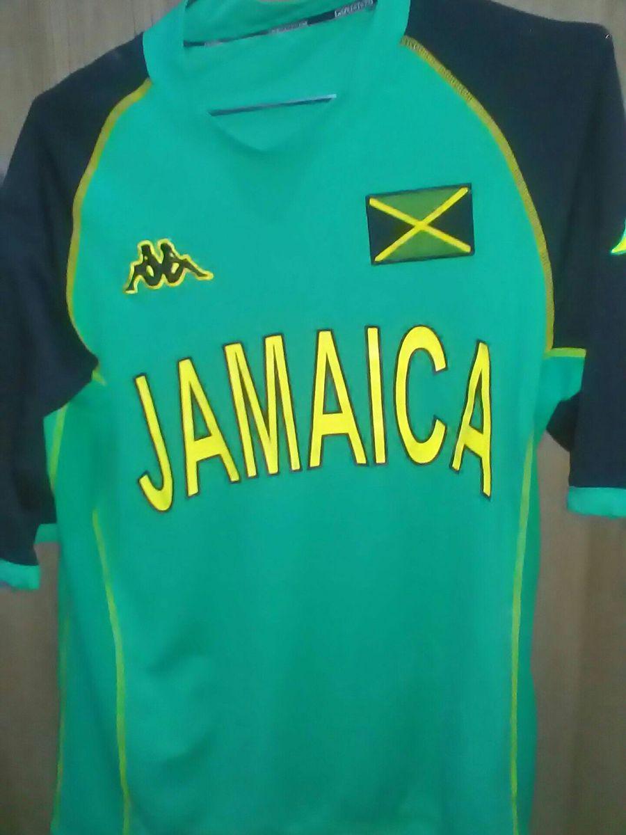 cedbdbaec8 camiseta retrô jamaica kappa - camisetas kappa.  Czm6ly9wag90b3muzw5qb2vplmnvbs5ici9wcm9kdwn0cy85mzewodu1l2zlogjkymu5zmy0yjhlndrlnjgynmm5m2i0nzrhzji3lmpwzw  ...