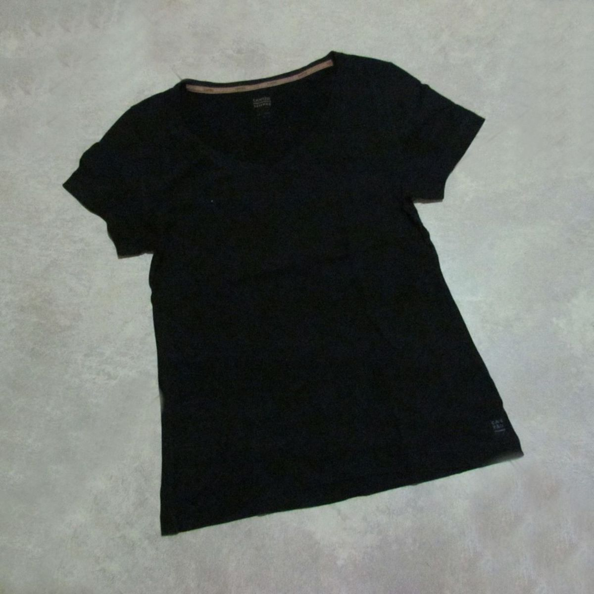 camiseta sempre preta - camisetas cantão