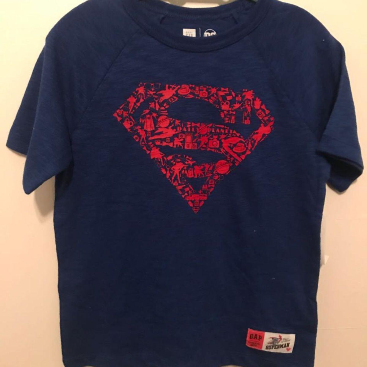 c7010af01 Camiseta Super Homem