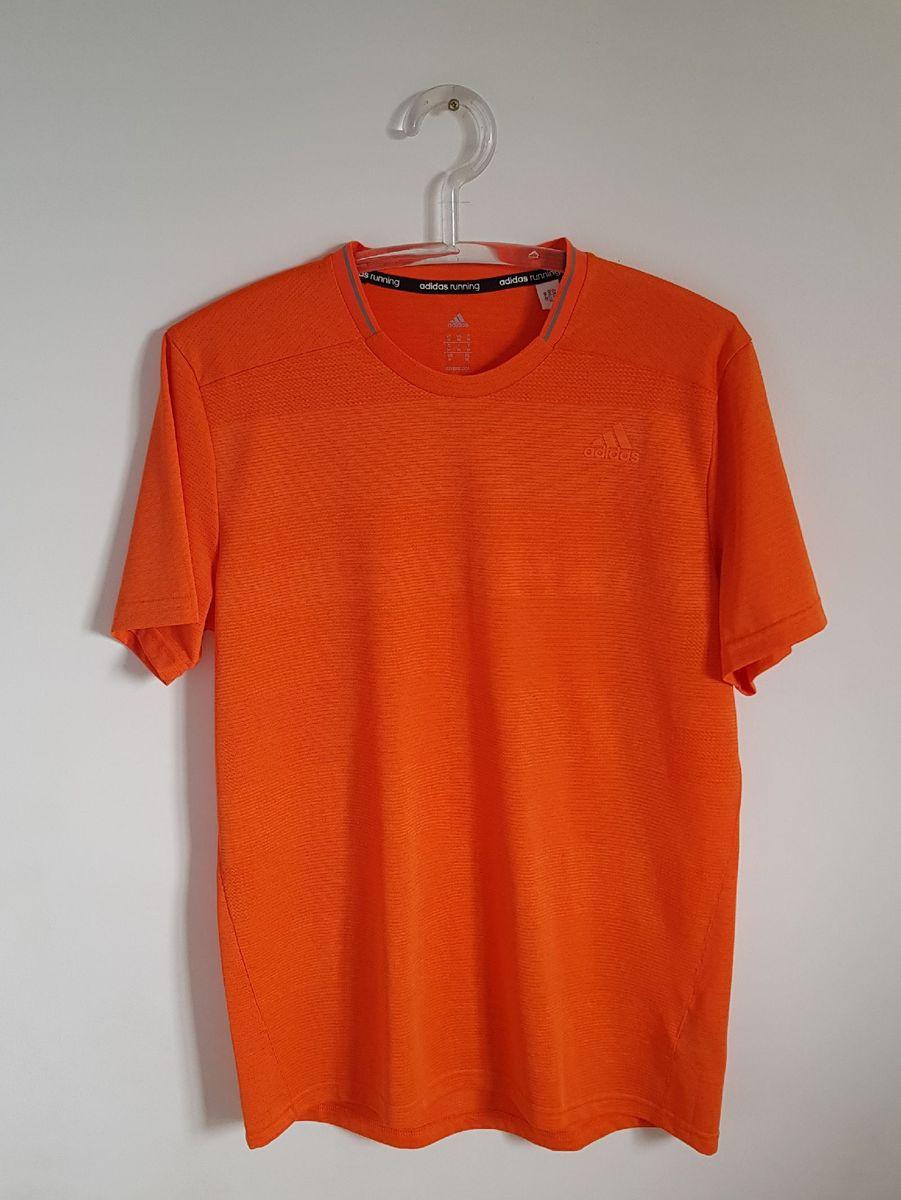 Entender mal Grabar nombre  Camiseta Supernova Adidas Laranja | Camiseta Masculina Adidas Usado  34013093 | enjoei