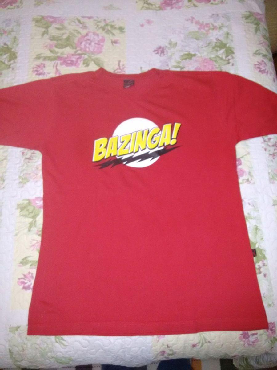 camiseta vermelha bazinga - camisetas piticas.  Czm6ly9wag90b3muzw5qb2vplmnvbs5ici9wcm9kdwn0cy80odiwotu1l2vmowiynduznjq5ywuyotizyjbmmwiyzja4nzc1zwjmlmpwzw  ... 84f48328059