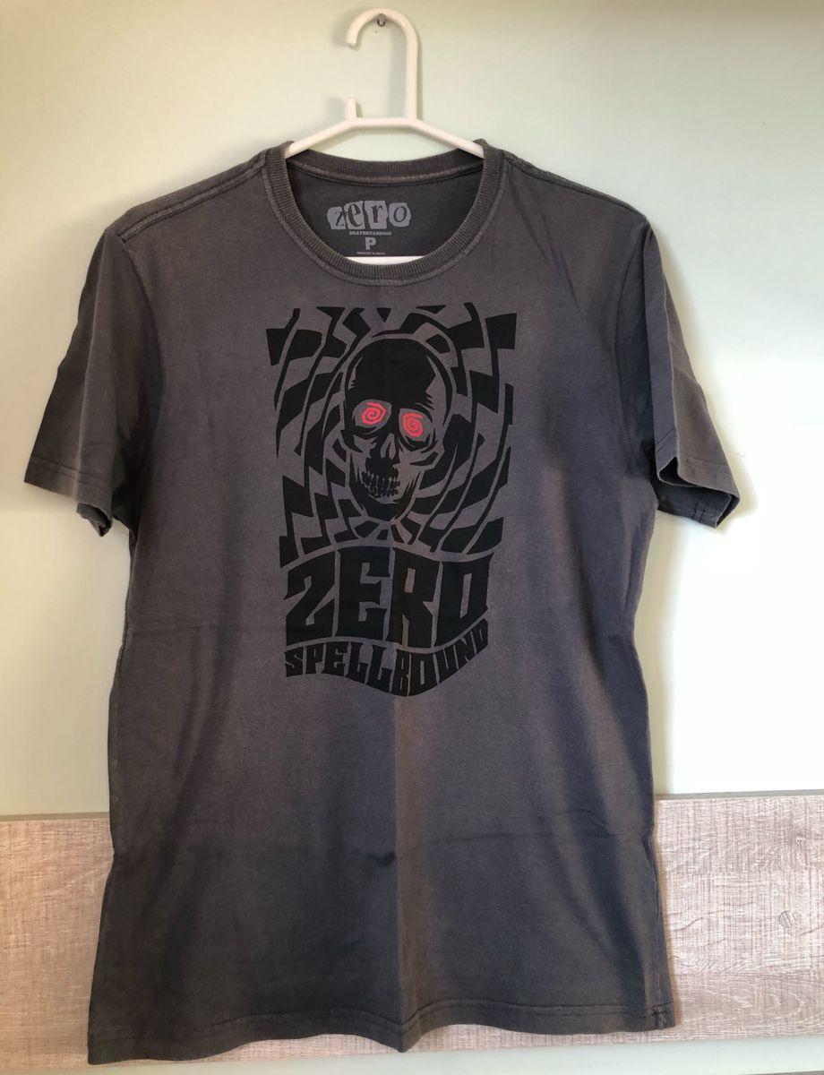 9ad38f158 Camiseta Zero