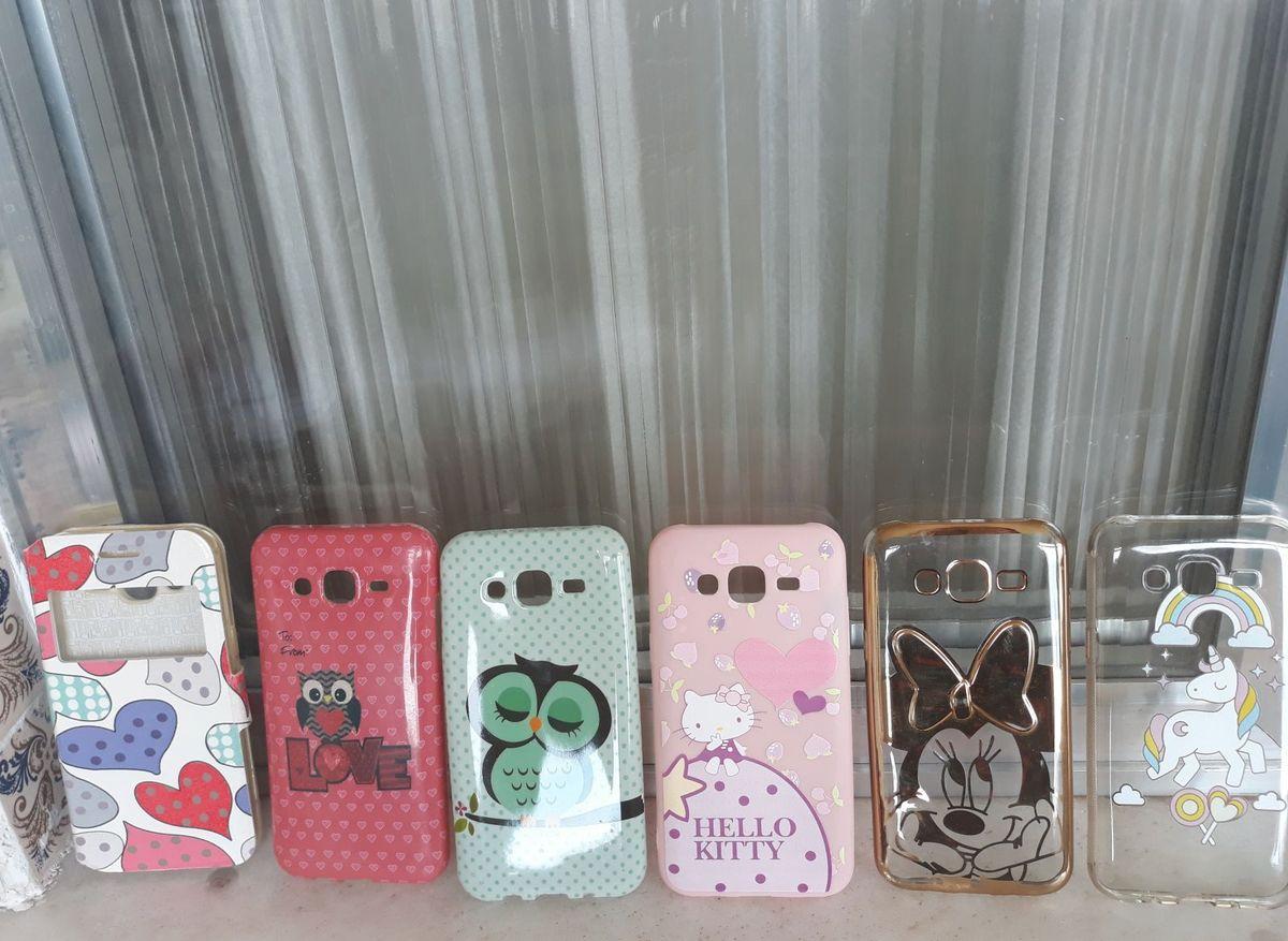 capas para celular - outros celulares samsung