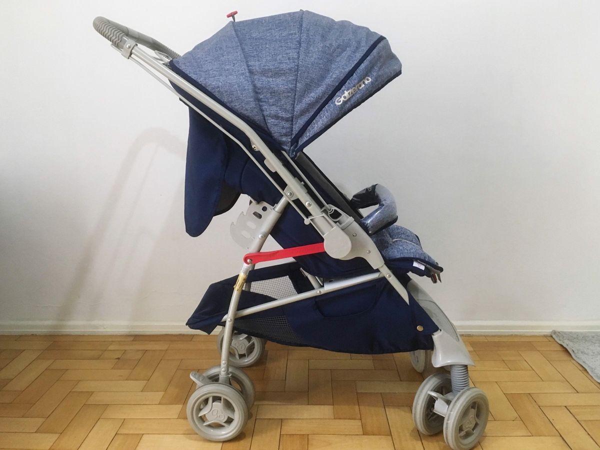 40dcd8251e carrinho de bebê galzerano maranello ii - azul - carrinhos galzerano