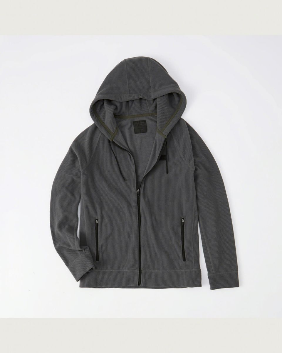 casaco abercrombie masculino m - casacos abercrombie   fitch 26ca87dac11ae