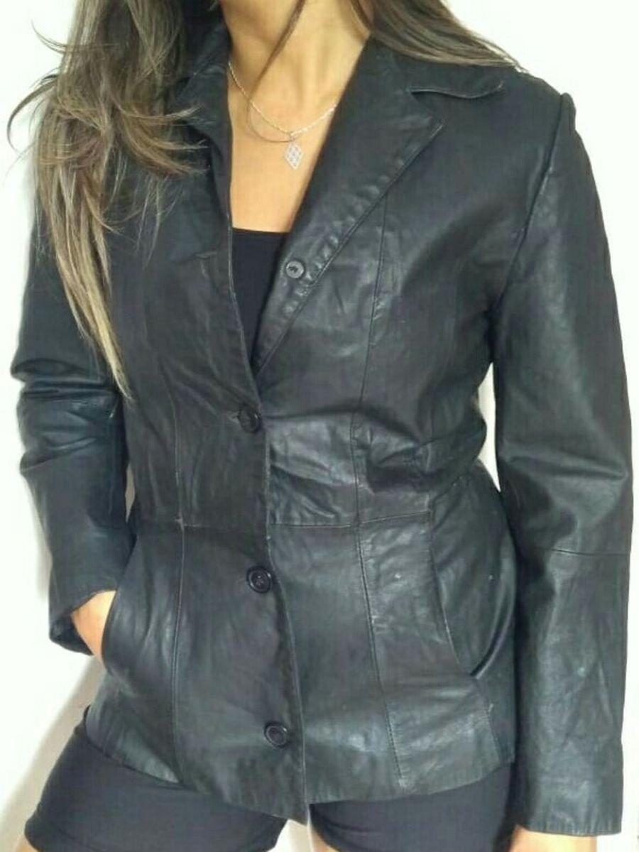 d0e7ef089ba casaco de couro feminino - casaquinhos julian marcuir