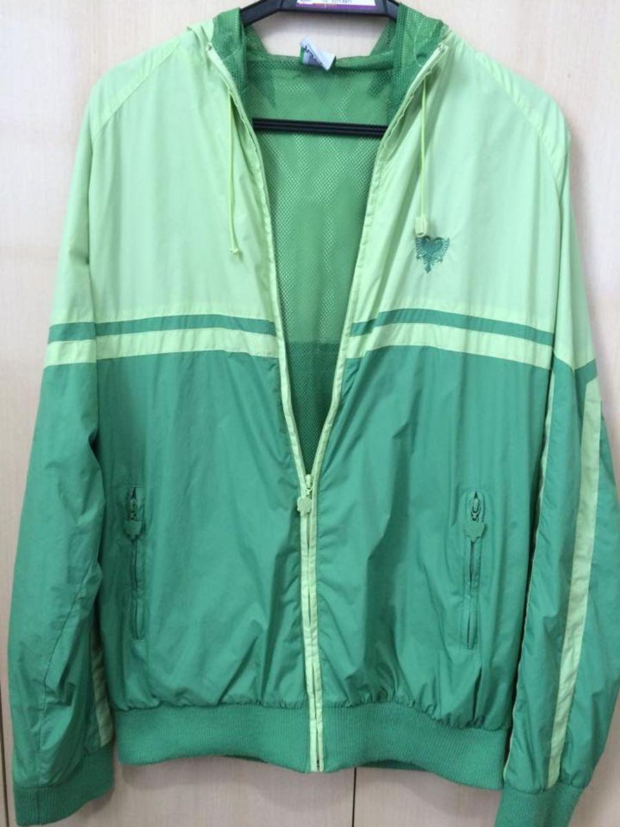 casaco jaqueta verde limão escuro - casacos cavalera a30844788a11a