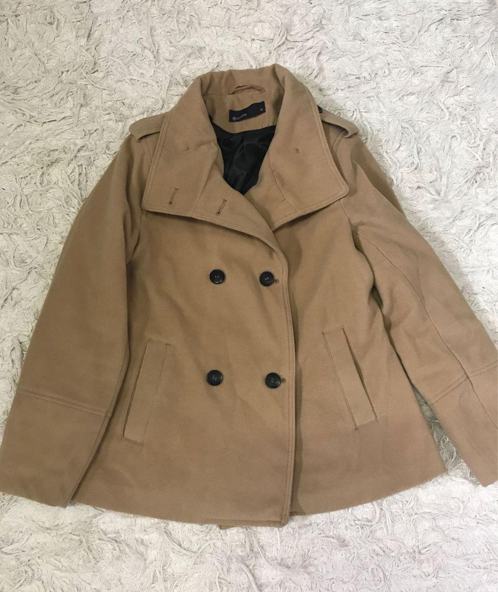350c692cd2 casaco quentinho mostarda - casaquinhos cortelle renner