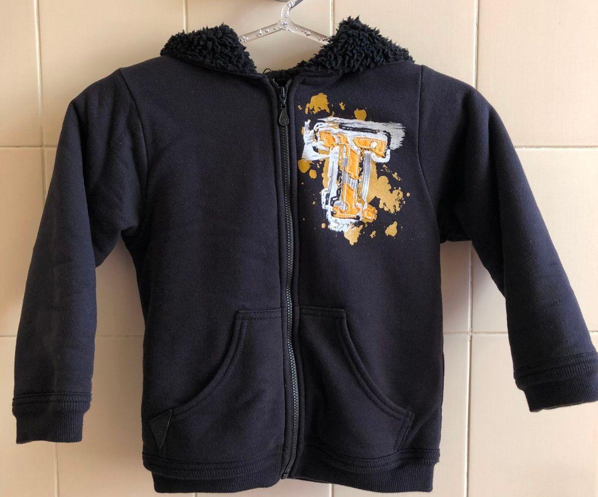 a8fa50a256 casaco tigor t tigre preto com capuz - menino tigor t tigre