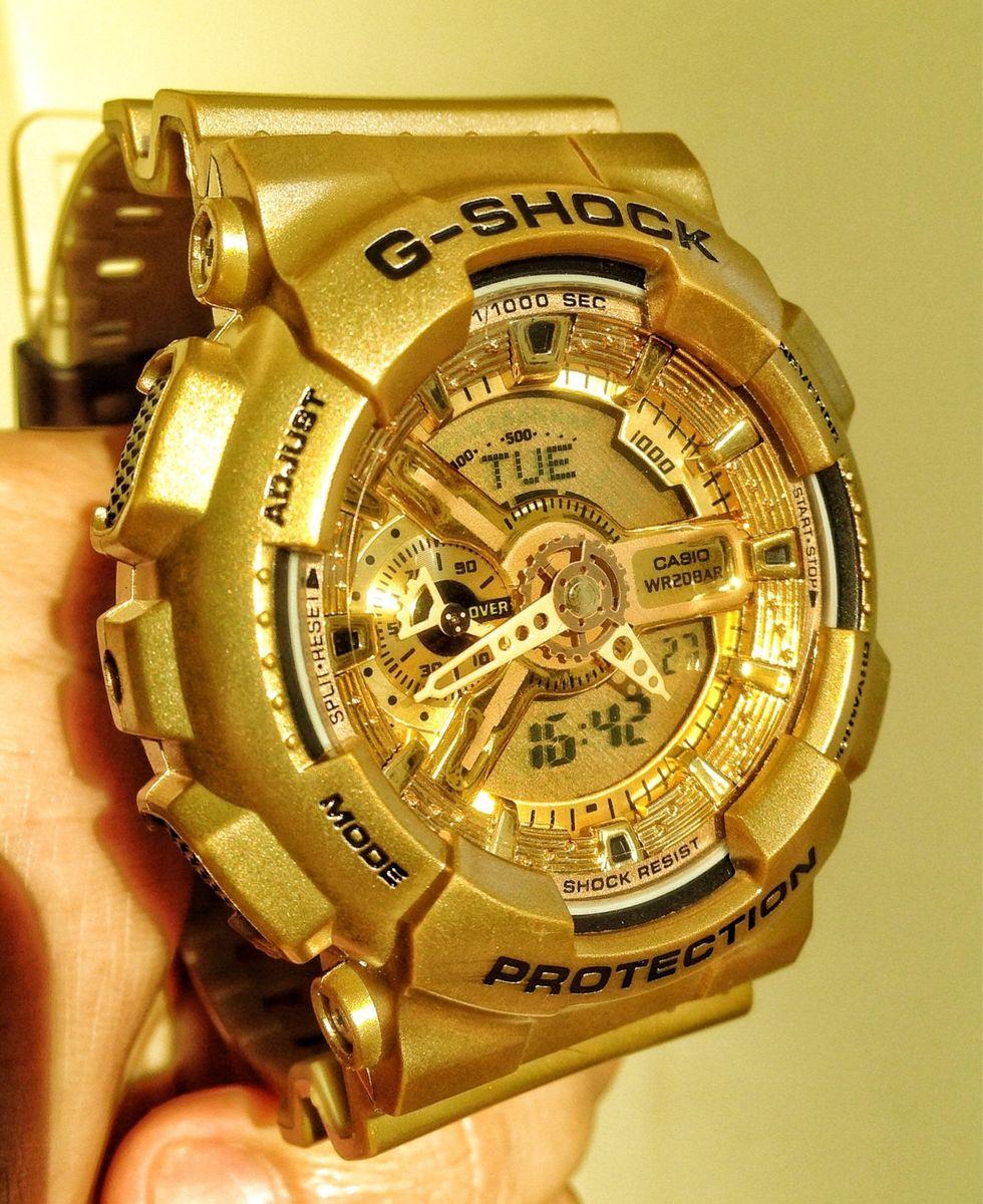463ca30a574 casio gshock ga110 ouro - relógios casio.  Czm6ly9wag90b3muzw5qb2vplmnvbs5ici9wcm9kdwn0cy83nduzmde2lza2mddiymq2ndblmtziodhmodu3odyxnzdiytmzymfllmpwzw  ...