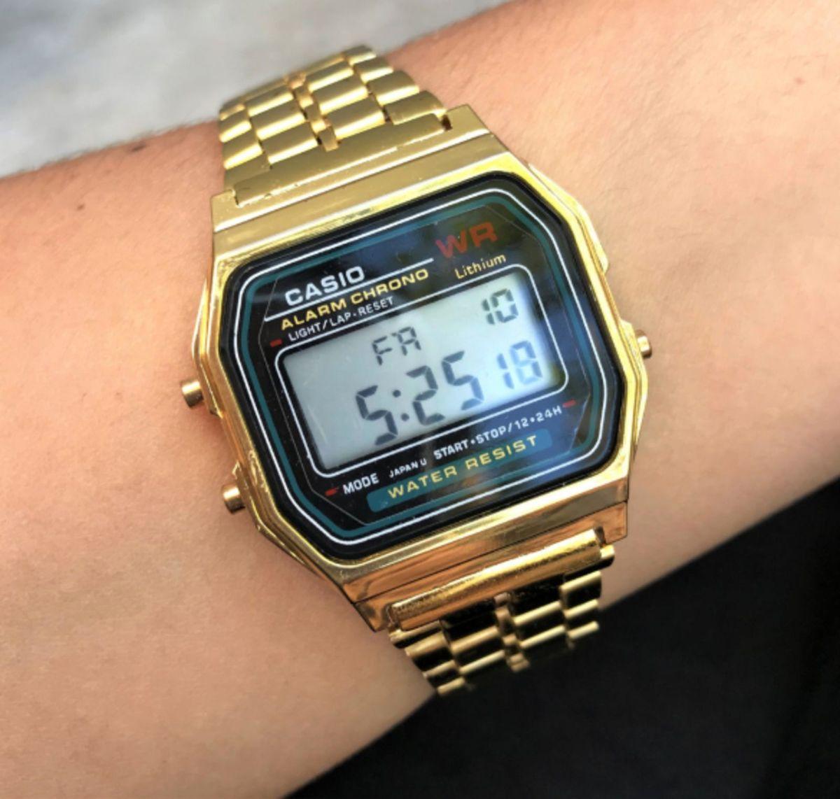 080892ee24c casio inspired vintage dourado - relógios casio.  Czm6ly9wag90b3muzw5qb2vplmnvbs5ici9wcm9kdwn0cy80odaznjmvy2rjntvhndgwnme0ogy4otviytcyn2ywy2q2ndaymziuanbn  ...