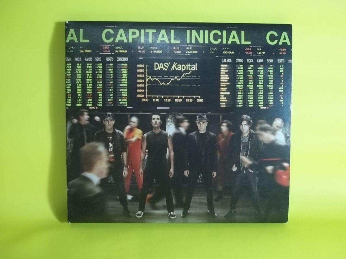 novo cd capital inicial das kapital