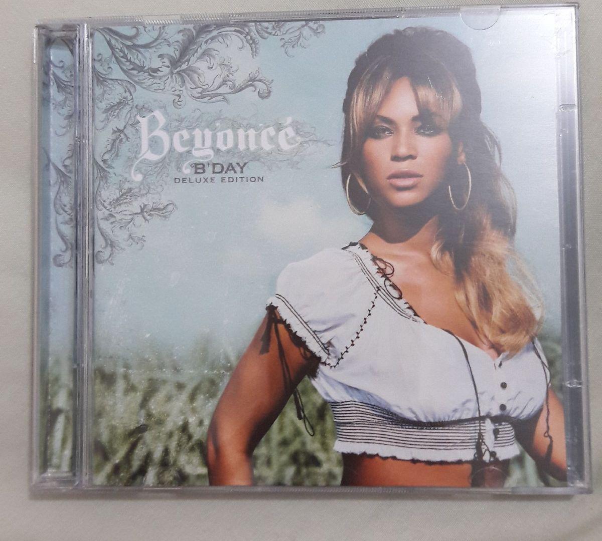 Cd + Dvd Beyoncé - B'day Deluxe Edition | Item de Música ...