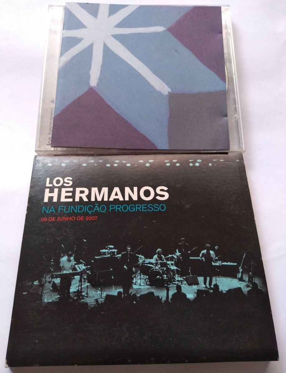 cd los hermanos fundicao