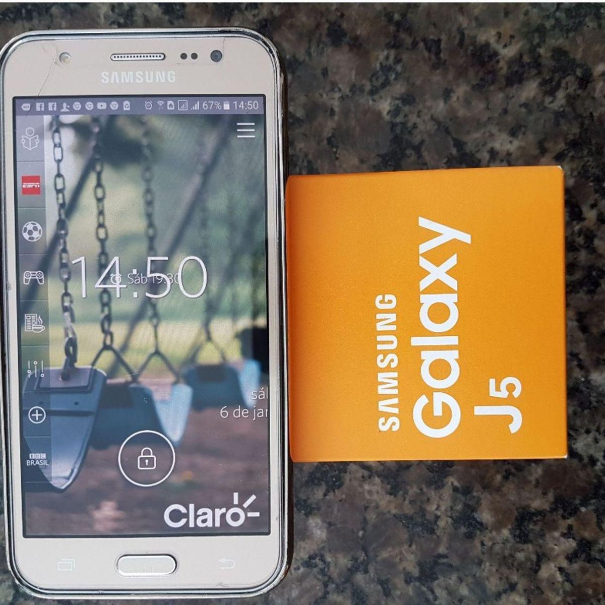 02e8ff91c ... R 17 Fone De Ouvido Preto Samsung Galaxy J5 Prime Original Servtel  Celular ...