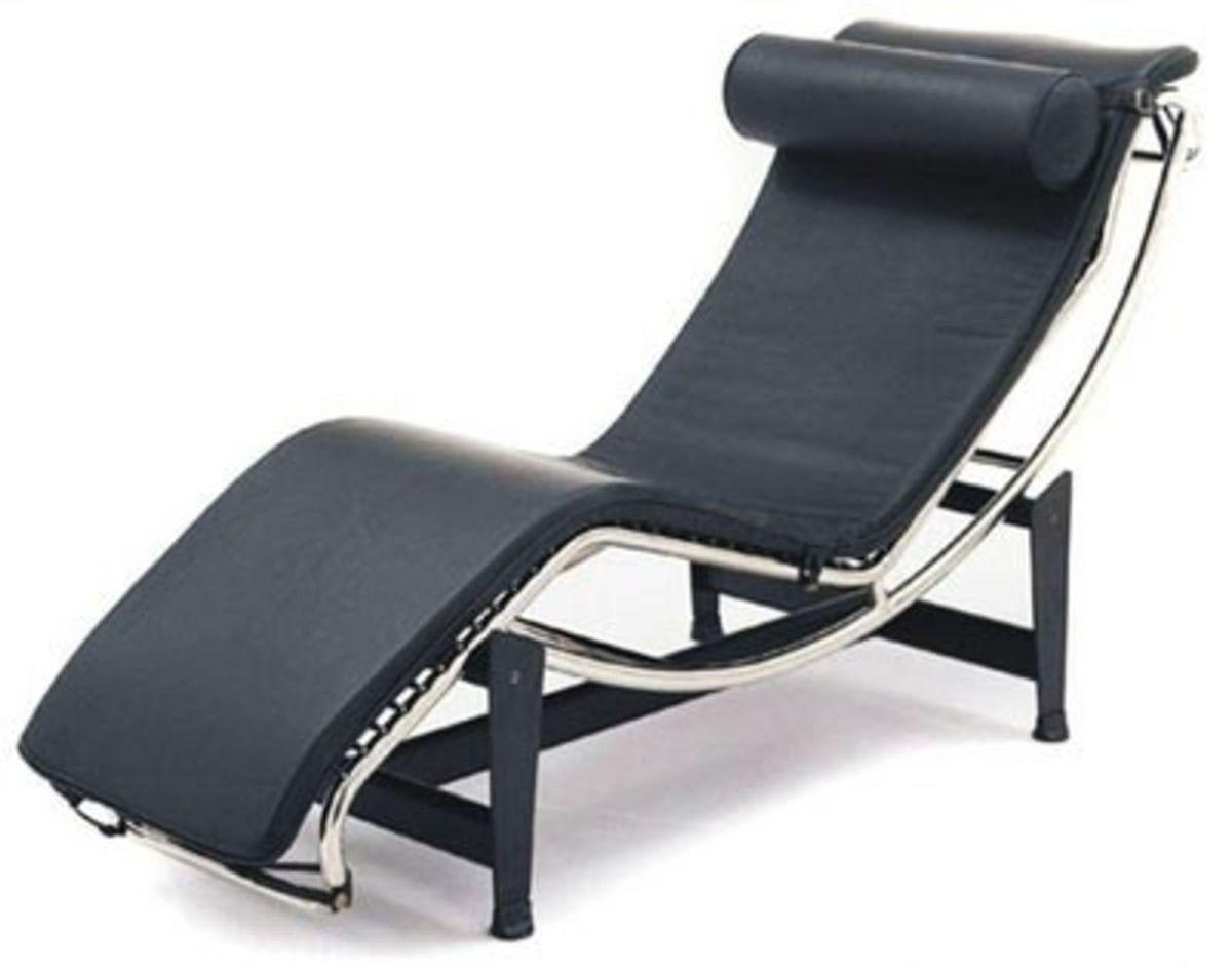 Chaise Longue Le Corbusier   Poltrona Sun House Nunca Usado 19711054 ...