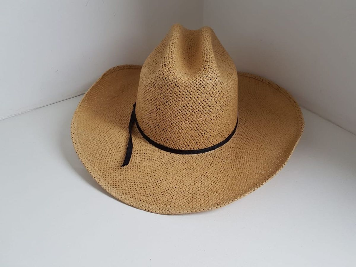 chapéu country rancher hat - chapeu rancher-hat.  Czm6ly9wag90b3muzw5qb2vplmnvbs5ici9wcm9kdwn0cy83ndq4mde1lze5mgnlzdawytywywzmymy1zwm4ngi0n2nlmgrjowrklmpwzw  ... 7c31896bbec