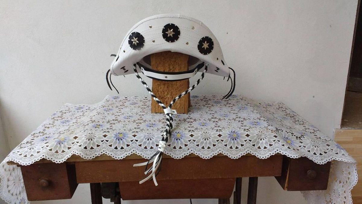 868186950f44c chapeu de cangaceiro couro legitimo - chapeu couros cordeiro