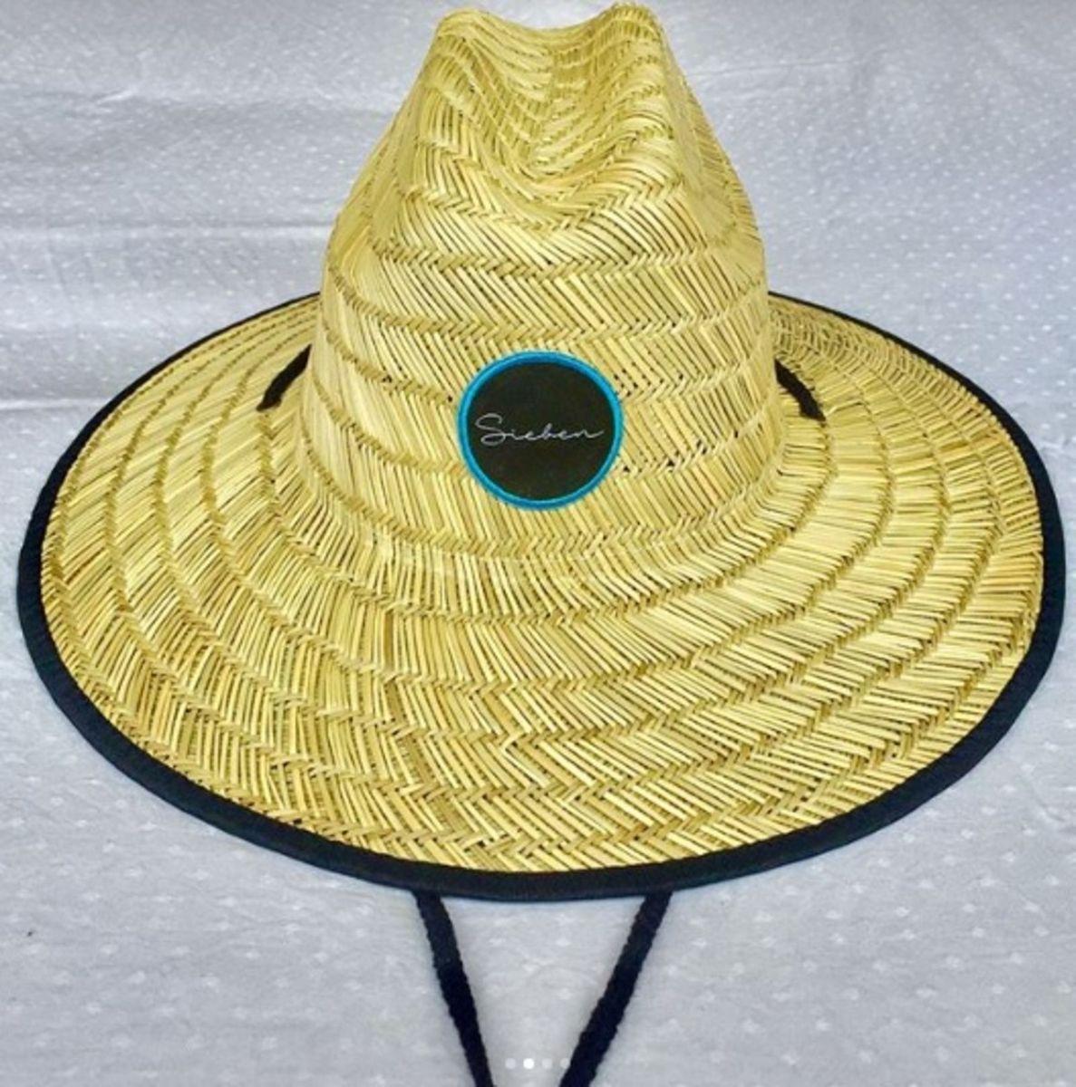 f496660ca5 chapéu de palha soul sieben moda praia estilo havaiano - praia soul sieben