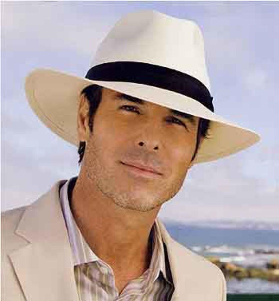 8e961ae57c881 chapéu estilo panamá clássico aba longa masculino feminino - chapeu sem  marca