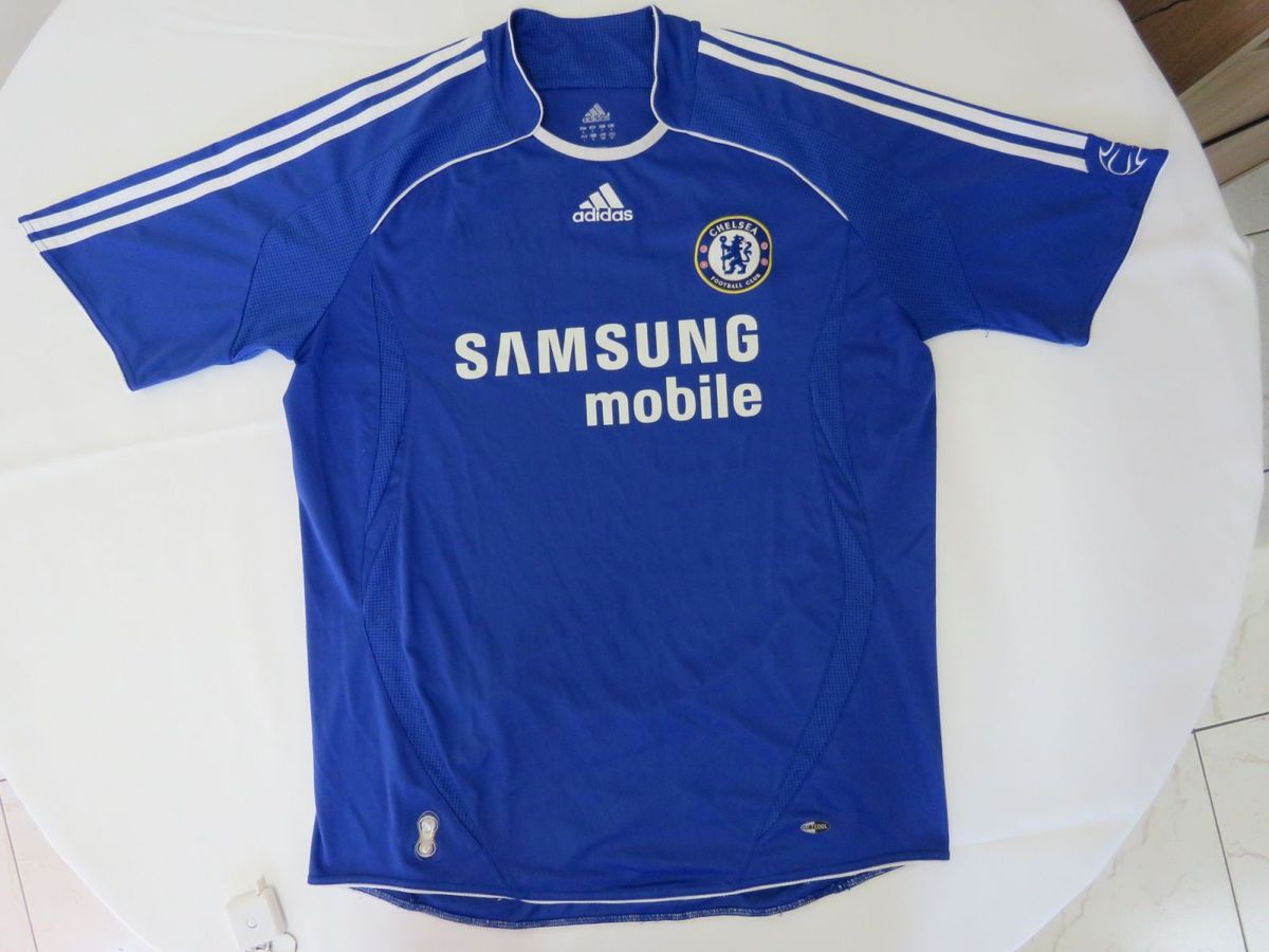 chelsea inglaterra camisa original importada adidas ano 2006 - esportes  adidas b55b9c08dbbc9
