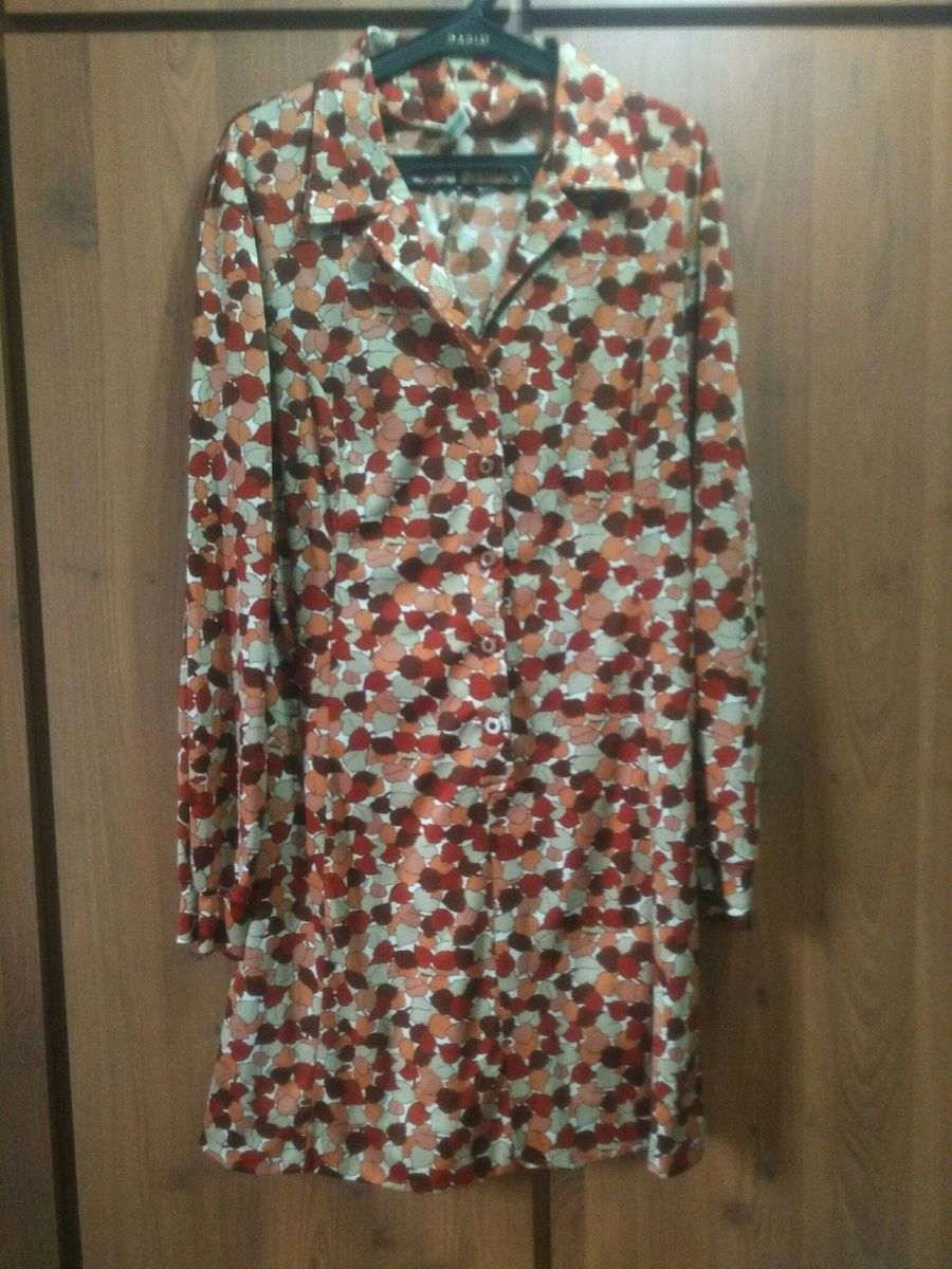 chemise vintage - vestidos manvar