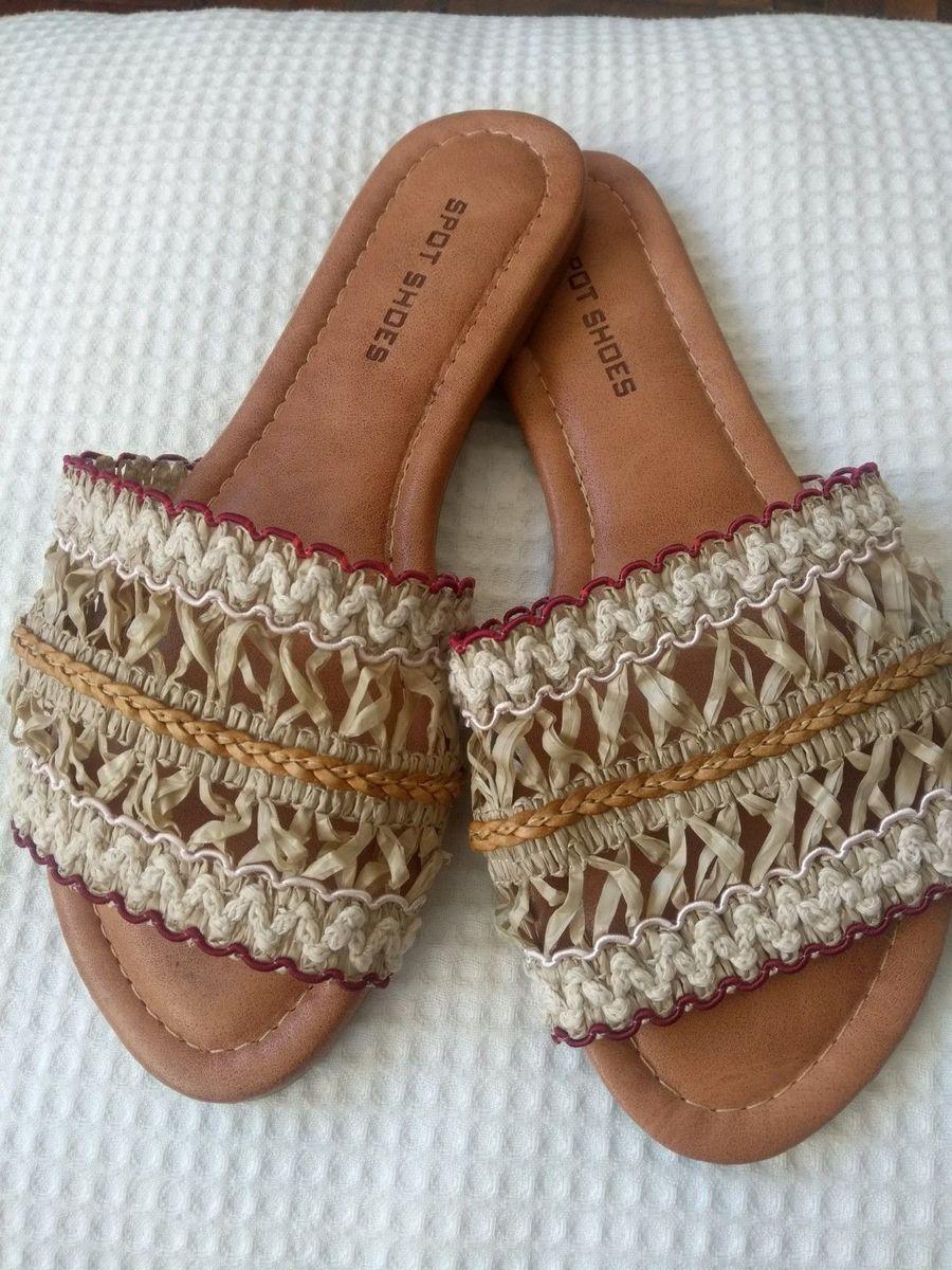 chinelinho basic - rasteirinha spot shoes