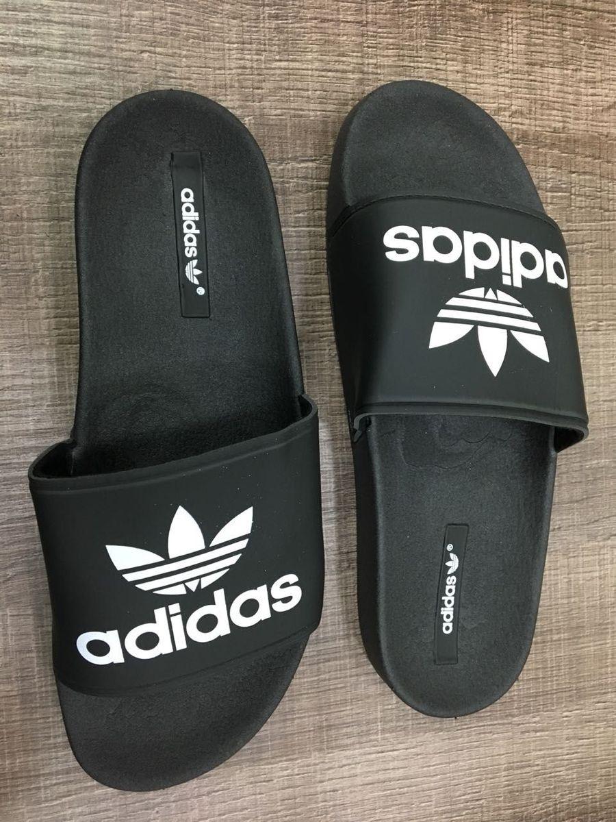 959c36ff6a3 chinelo benassi adidas novo-38 ao 44 - sandálias adidas