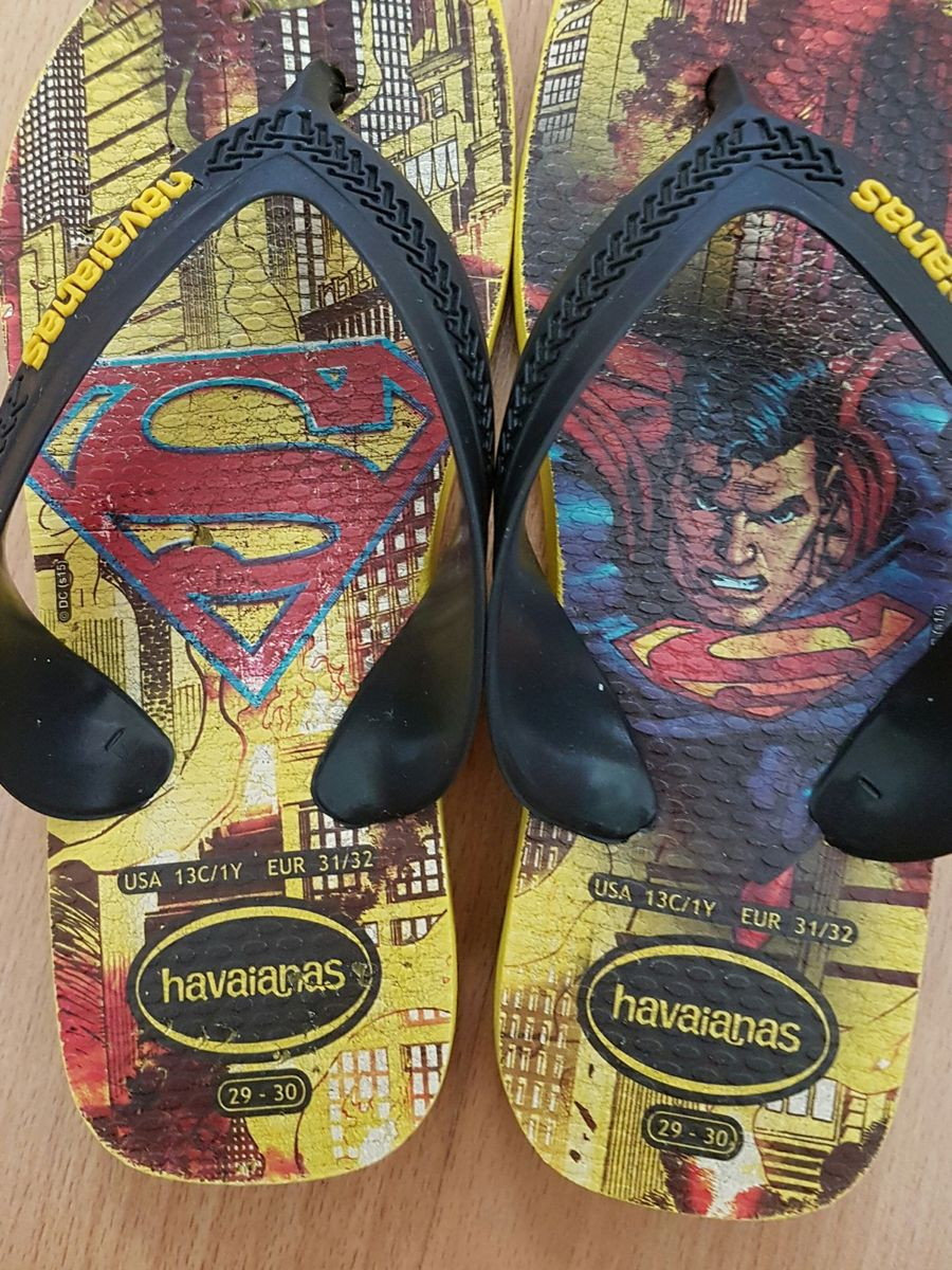de380c8a410e5 chinelo havaianas superman!! - menino sem marca.  Czm6ly9wag90b3muzw5qb2vplmnvbs5ici9wcm9kdwn0cy81mty4mjc1l2y5zmvimzaymzhjn2qwmjkxzwuwzdi3zdi0ntizzmu3lmpwzw