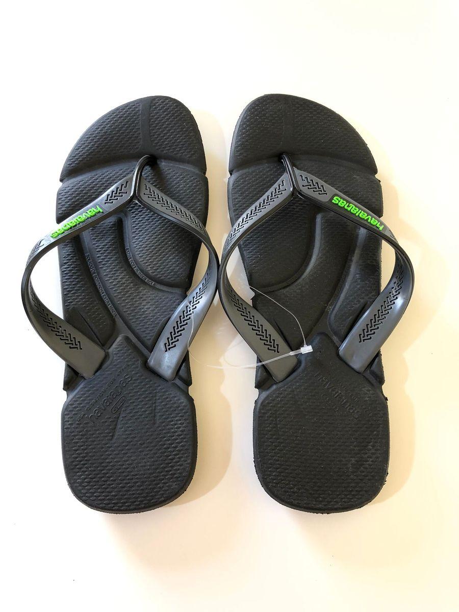 78613bf61 chinelo masculino havaianas power - nº 45   46 - sandálias havaianas