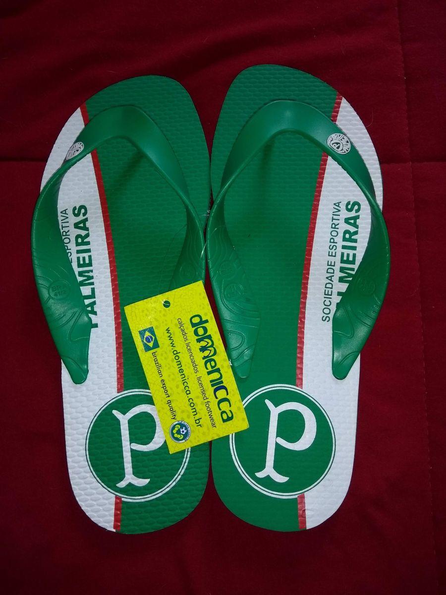 5f005ada85f5f chinelo palmeiras loja oficial - sandálias domenicca
