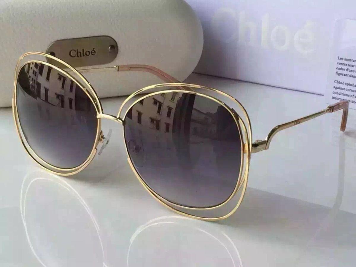 chloé carlina metal dourado - óculos chloé.  Czm6ly9wag90b3muzw5qb2vplmnvbs5ici9wcm9kdwn0cy80nja5mtuxl2u4ngflodhhzdy2nzkzn2vlyjfkndbjotqzmjflzmnjlmpwzw  ... d5bc5b2954