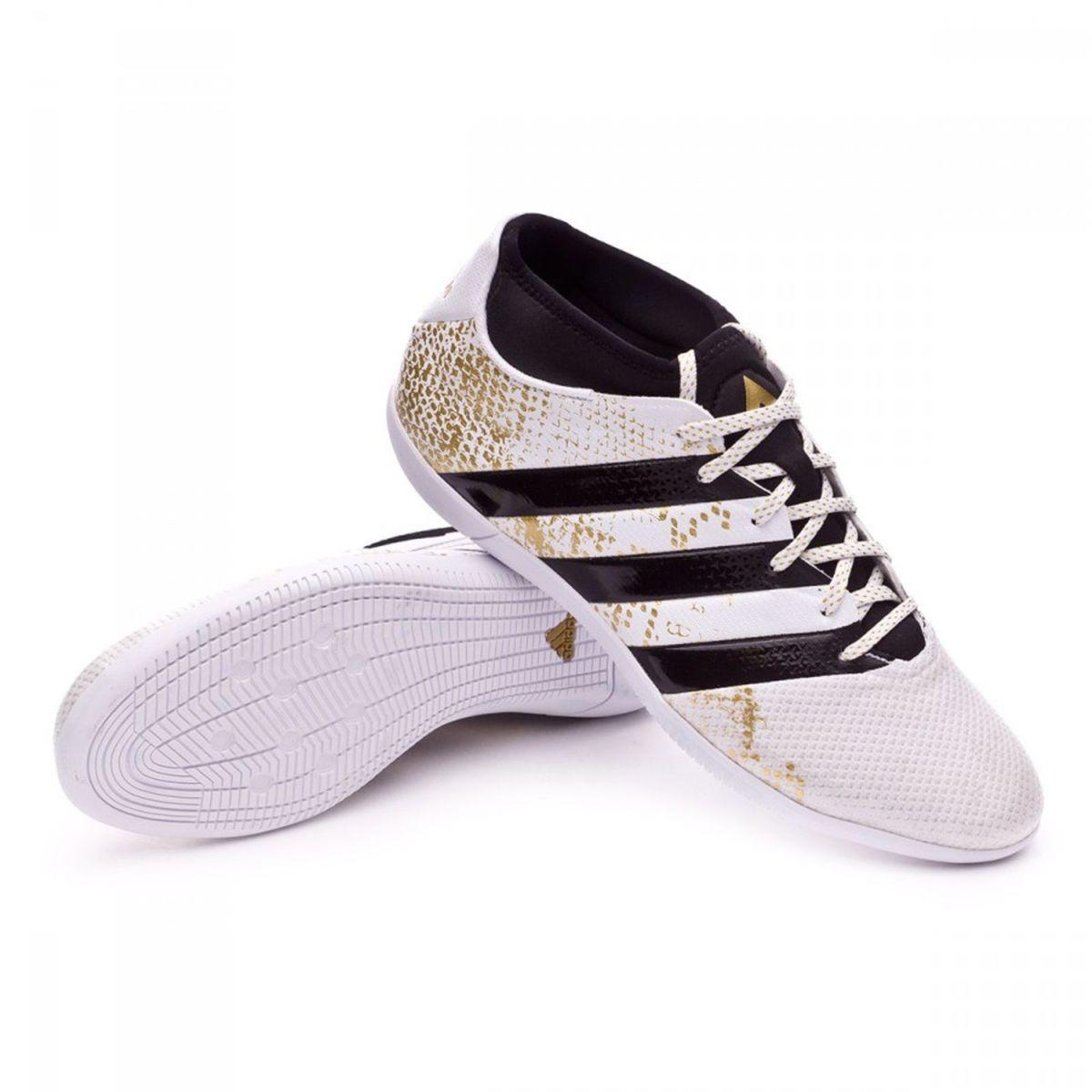 166734b8bc Chuteira Adidas Ace 16.3 Primemesh In Futsal Pro