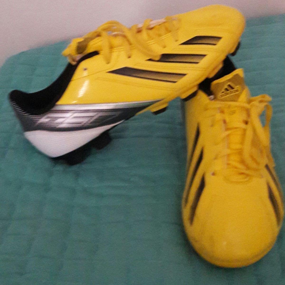 93e5970256fe4 Chuteira Adidas F50