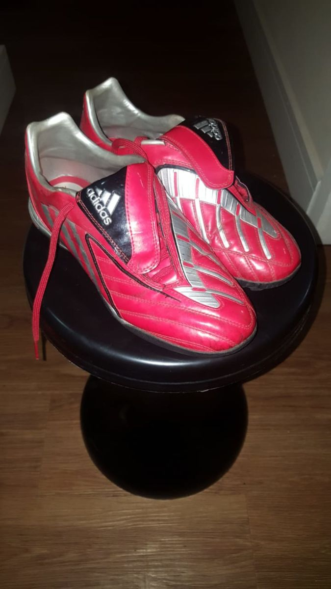 40c7205979 chuteira adidas society predator traxion - esportes adidas