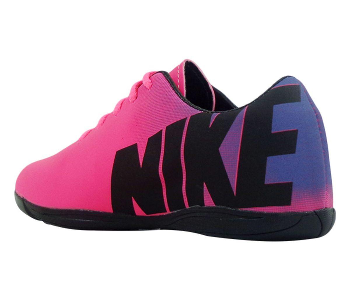 7047d43a4a Chuteira Futsal Nike MercurialX Superfly Academy Neymar Infantil