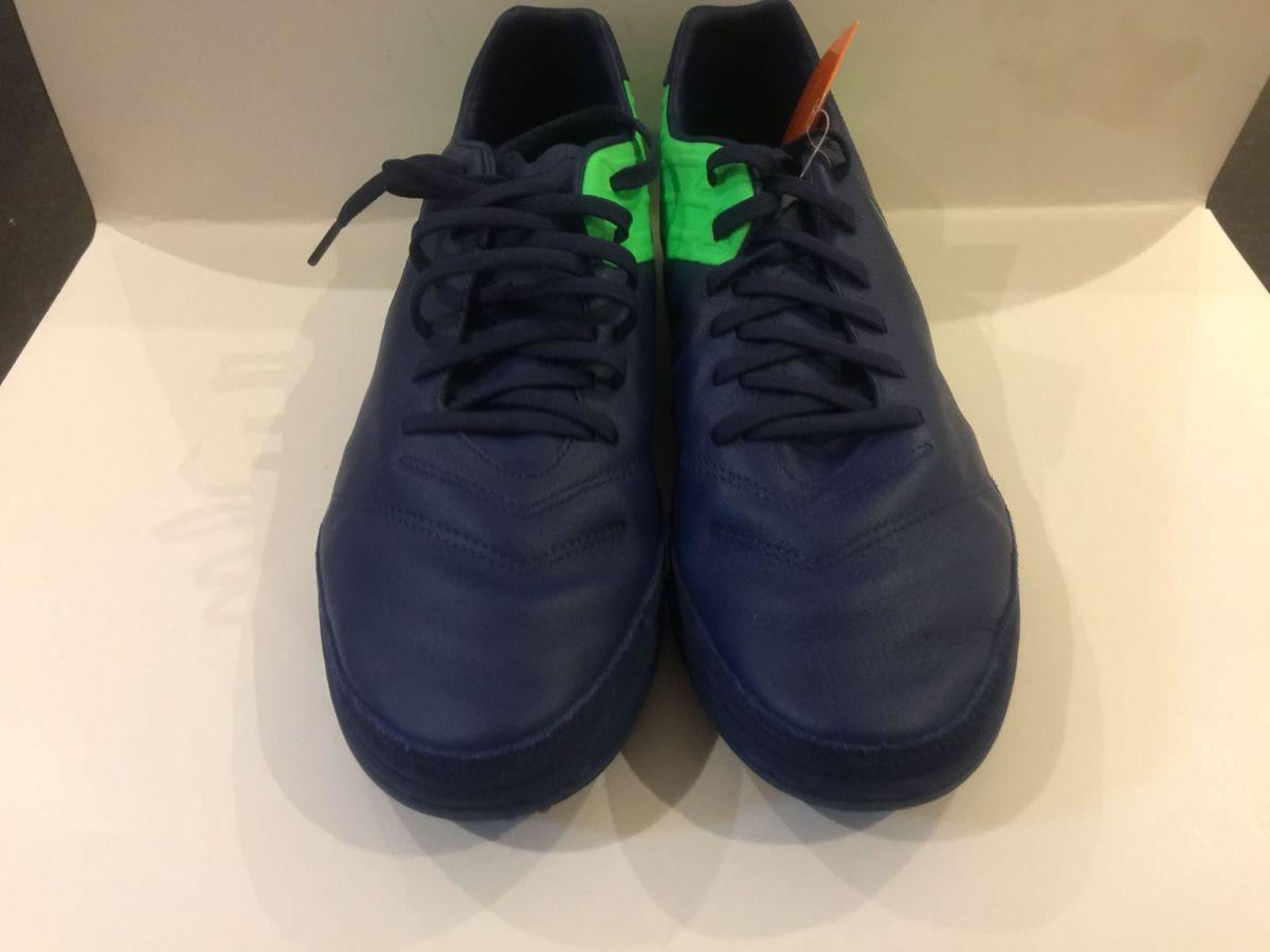 Chuteira Nike Tiempo X Mystic V Tf Society  47fcd6d27533e