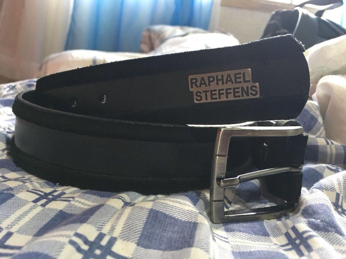 be073d955ec cinto de couro raphael steffens - relógios raphael steffens