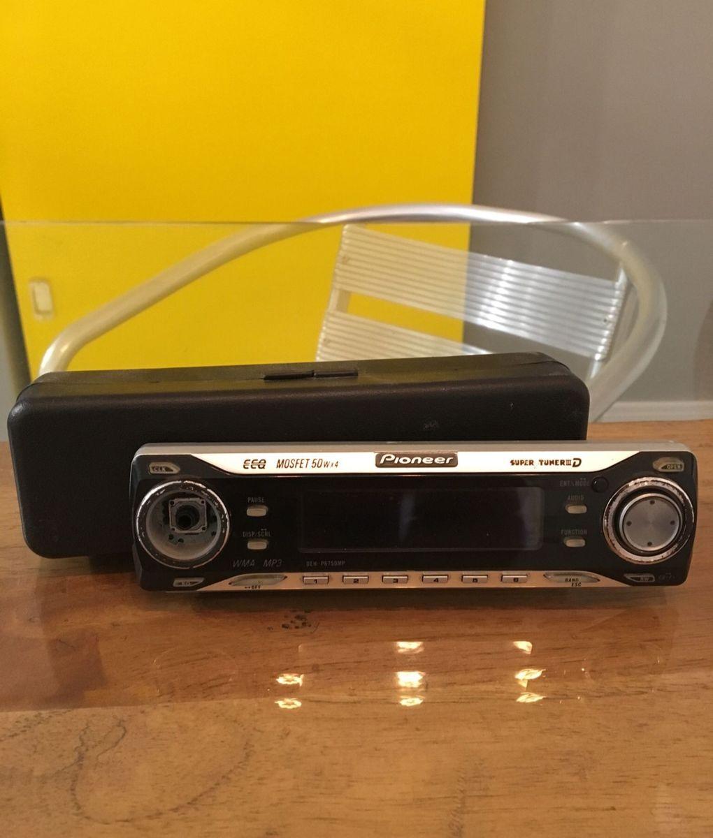Classico Pioneer Golfinho Item De Música Pioneer Usado 25436058