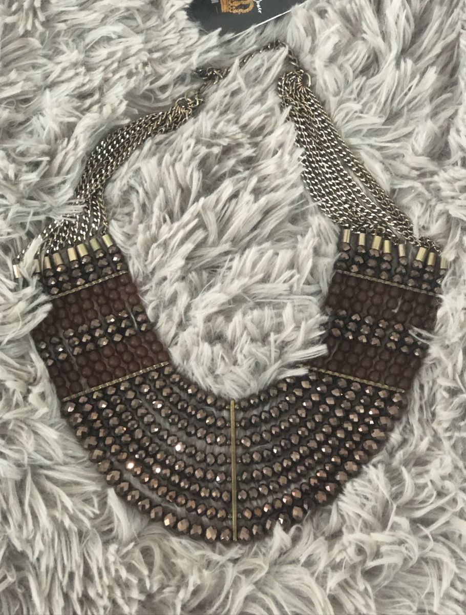 colar divo - jóias sem marca