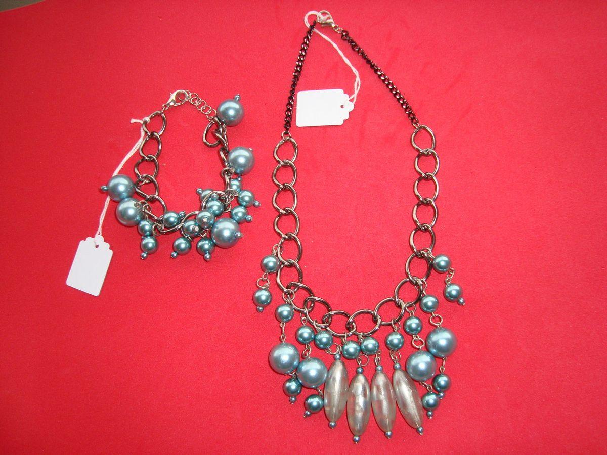 7326b1bcc95 colar e pulseira ousadia. - bijoux bijouxbaguncinha