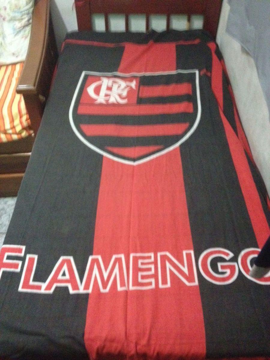 e4da6df212 colcha de cama solteiro do flamengo - esportes flamengo