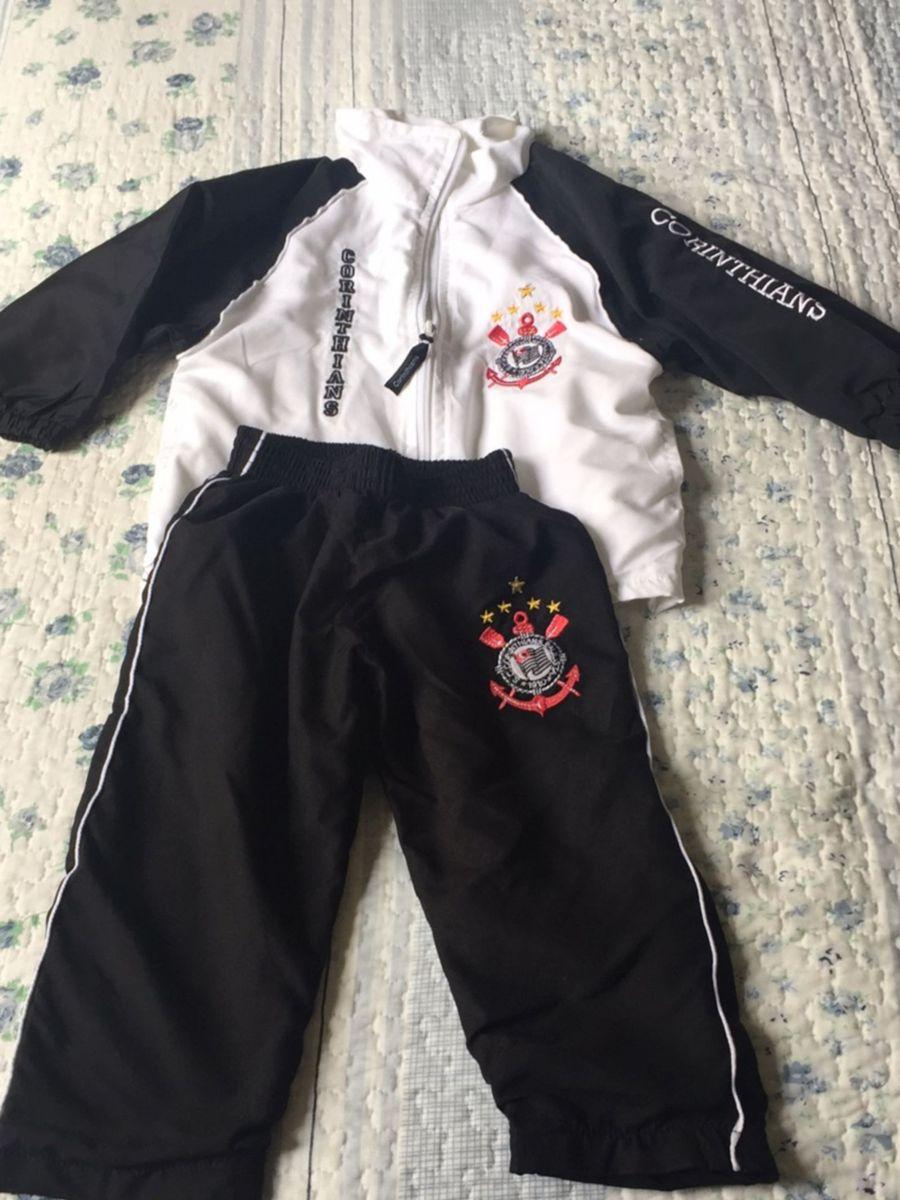 8b26c66816d26 conjunto agasalho infantil corinthians - menino corinthians-oficial