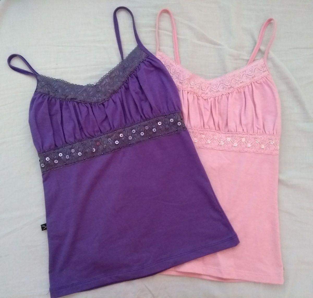conjunto de blusa - blusas sem marca