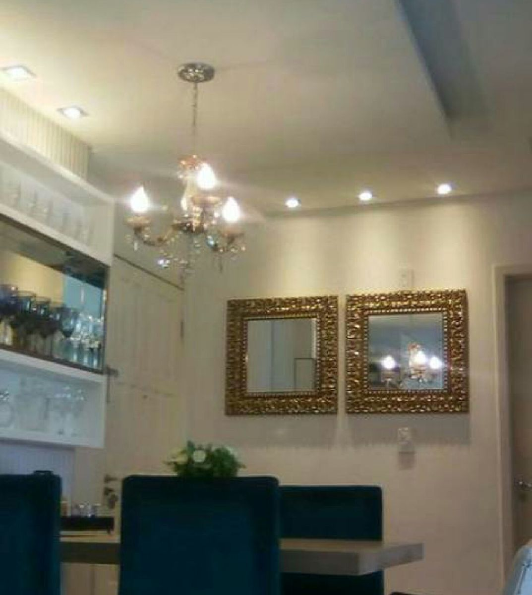 conjunto espelho provençal - decoração home-luxo