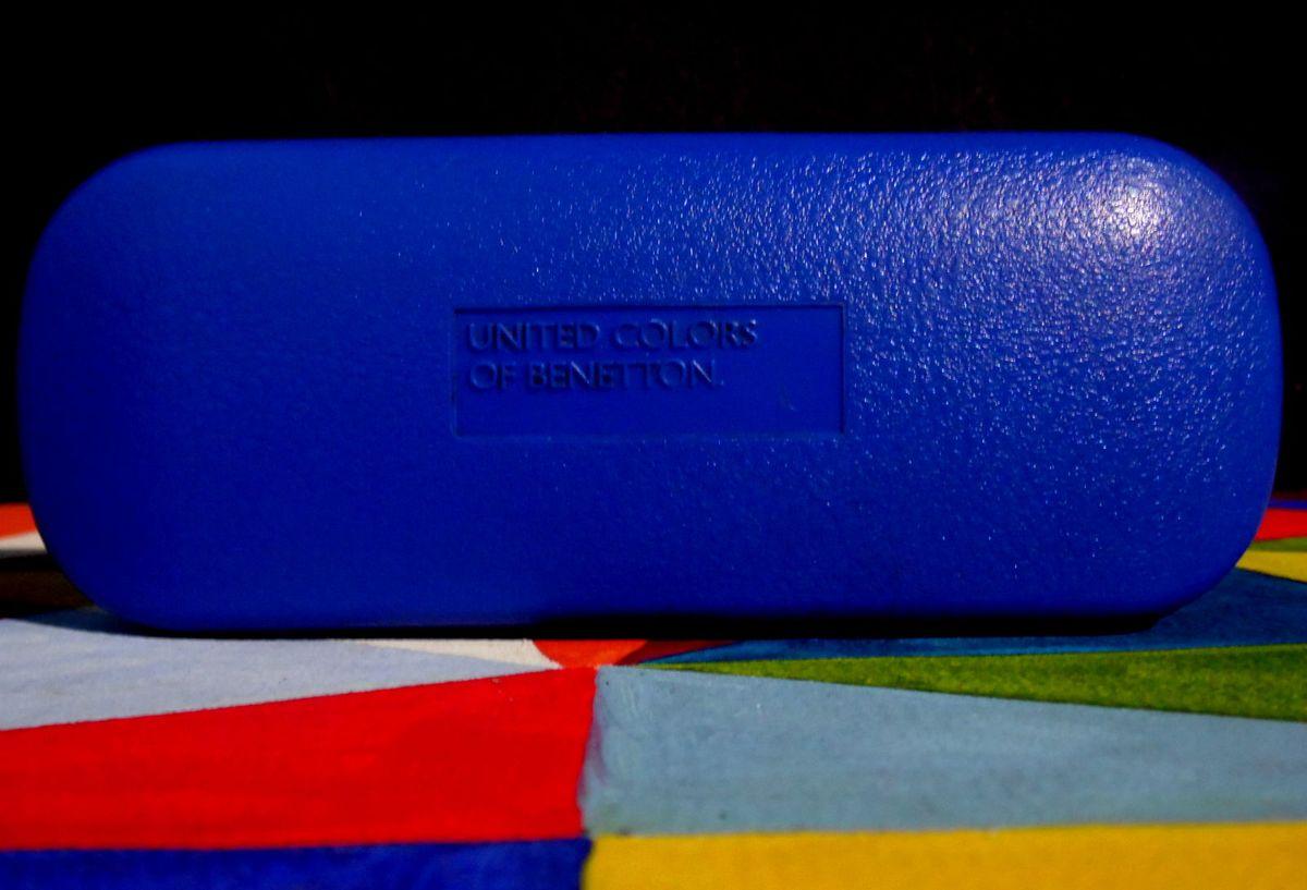 Cores Unidas  3   Óculos Masculino United Colors Of Benetton Usado 24638007    enjoei 819a4bdc00